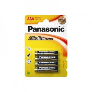 pack of 4 AAA BATTERIES 3050 1