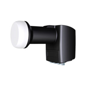 40mm QUAD LNB WITH TERRESTRIAL INPUT 0