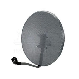 60 CM BLACK MESH ISS SATELLITE DISH 1