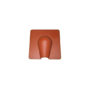 BRICK BUSTER BLOW OUT PLATE BROWN 1