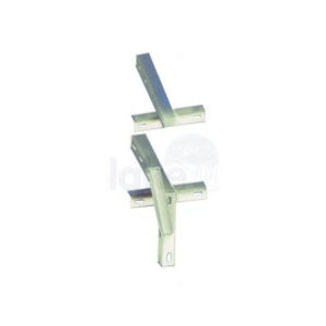 "24 T & K WALL BRACKET GALVANISED"" 1"