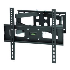 "FULLY ARTICULATED DOUBLE ARM TV WALL BRACKET 37"",T1"" 1"