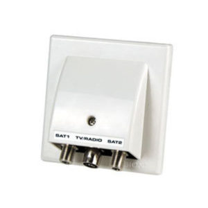 VISION TRIPLATE OUTLET 1