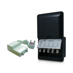 4 WAY VARIABLE AMP KIT 0-10dB 1